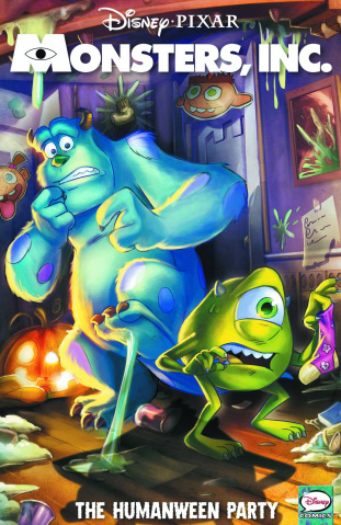 Monsters, Inc.: Humanween Party #1