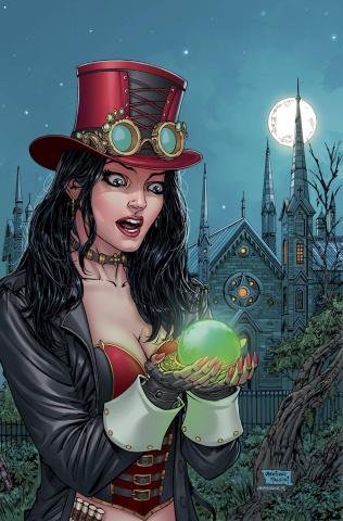 Grimm Fairy Tales: Ascension #2 (Malsuni Cover)