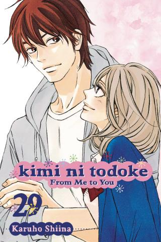 Kimi Ni Todoke Vol. 29