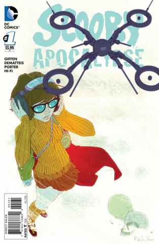Scooby: Apocalypse #1 (Velma Cover)