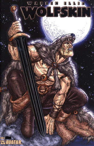 Wolfskin #1 (Platinum Foil Cover)