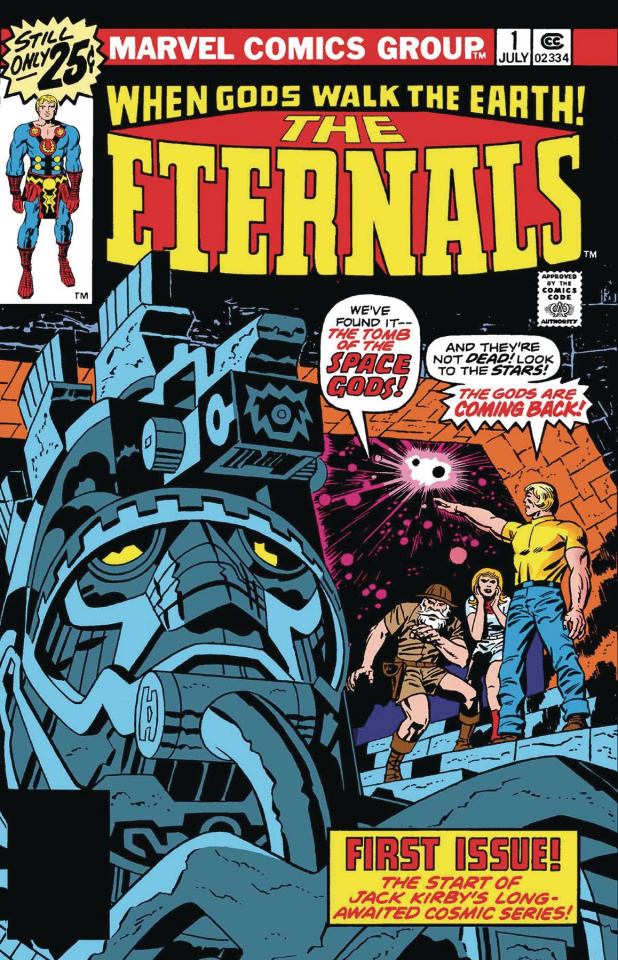The Eternals #1 (True Believers Kirby Cover)