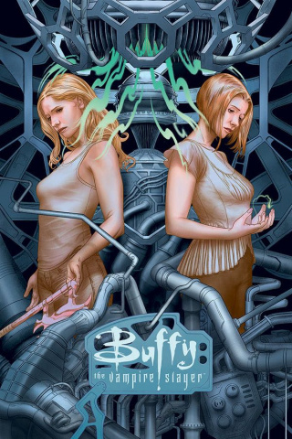 Buffy the Vampire Slayer, Season 11 #7 (Morris Cover)