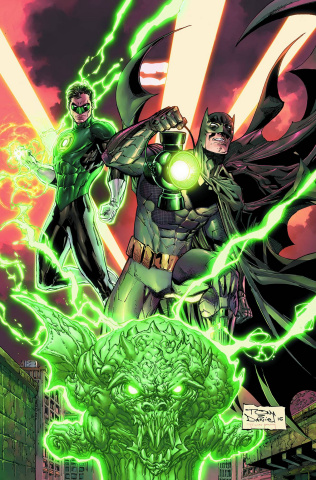 Batman #44 (Green Lantern 75th Anniversary Cover)