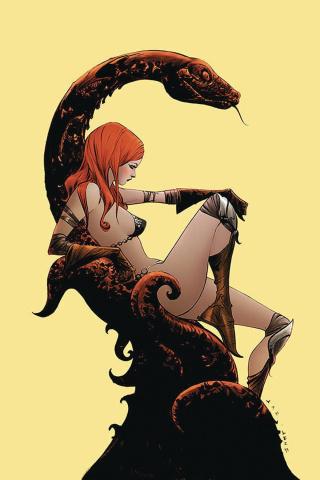 Red Sonja #13 (Lee Virgin Cover)
