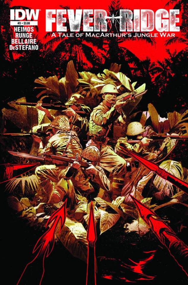 Fever Ridge: A Tale of MacArthur's Jungle War #3