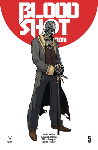 Bloodshot: Salvation #5 (Palosz Cover)