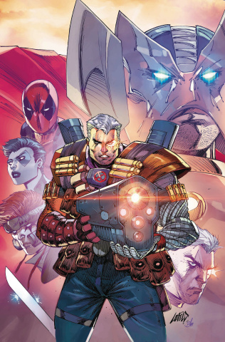 Cable #158 (Liefeld Cover)