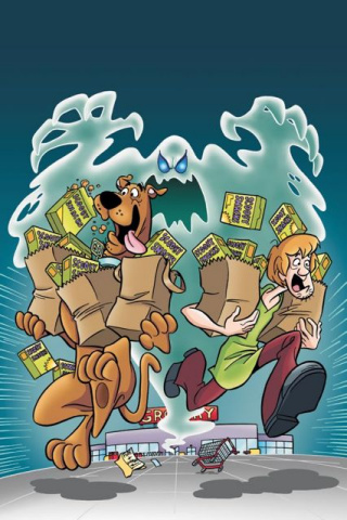 Scooby Doo, Where Are You? #17