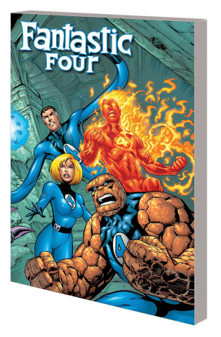 Fantastic Four Vol. 1: Heroes Return (Complete Collection)