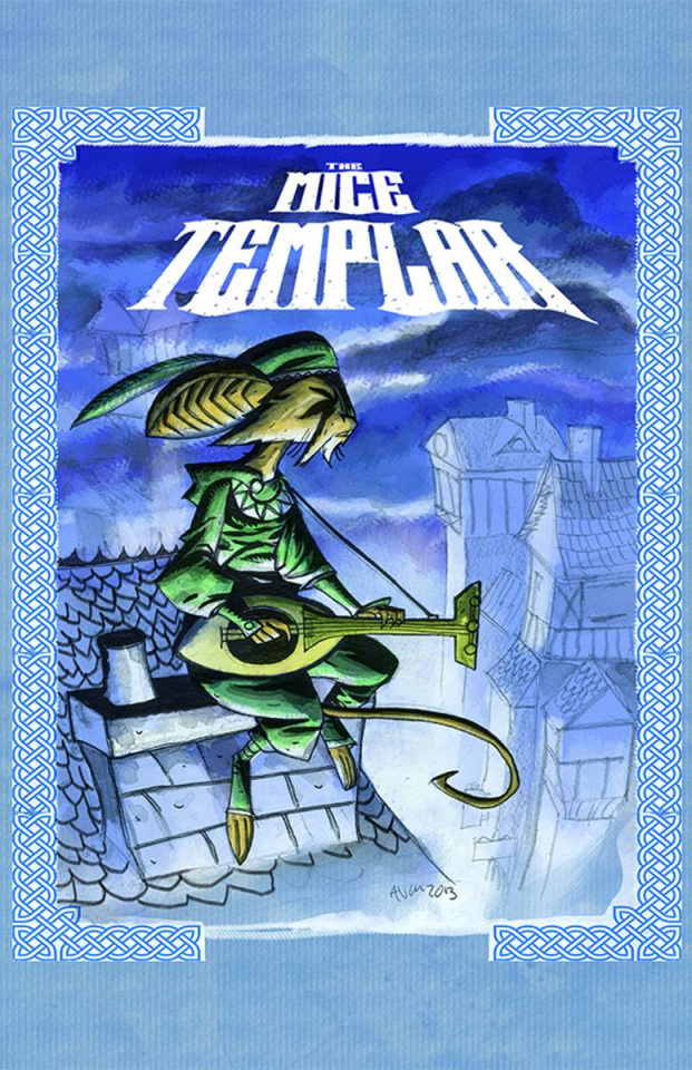 Mice Templar: The Legend #9 (Oeming Cover)