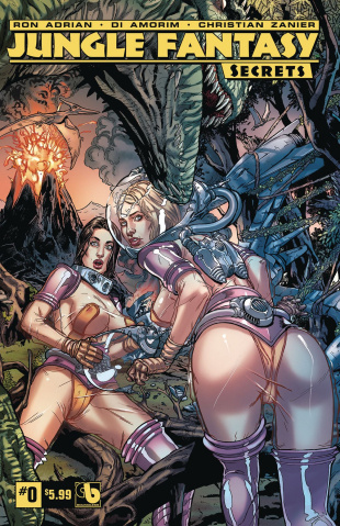 Jungle Fantasy: Secrets #0