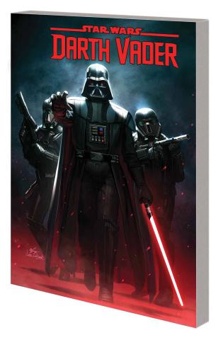 Star Wars: Darth Vader by Greg Pak Vol. 1: Dark Heart of the Sith
