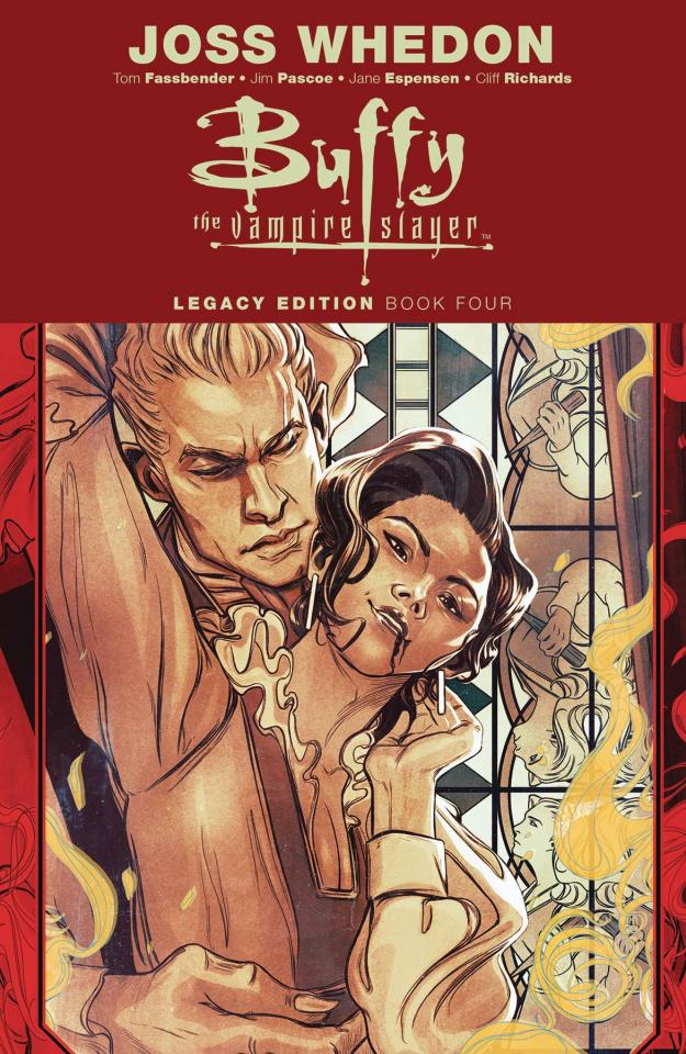 Buffy the Vampire Slayer Vol. 4 (Legacy Edition)