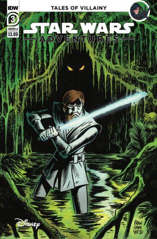 Star Wars Adventures #3 (Francavilla Cover)