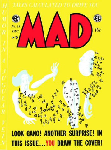 MAD Magazine #516