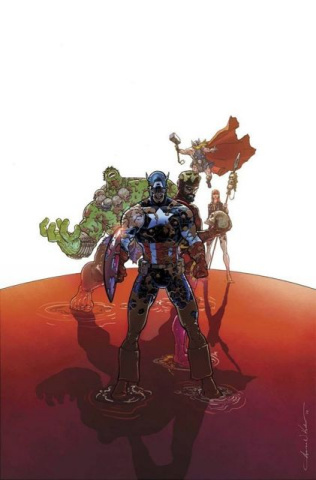 Marvel Universe vs. the Avengers #1