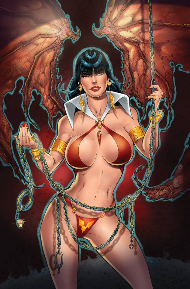 Vampirella #21 (15 Copy White Virgin Cover)