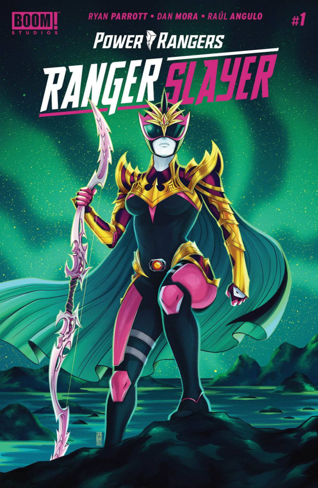 Power Rangers: Ranger Slayer #1 (2nd Printing)