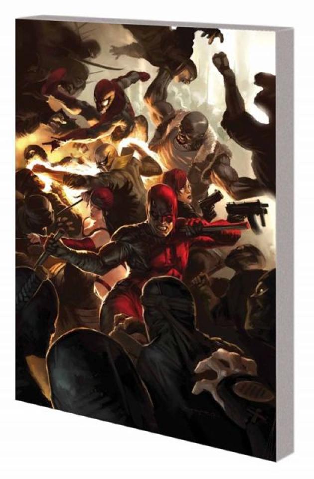 Daredevil by Brubaker & Lark Book 2