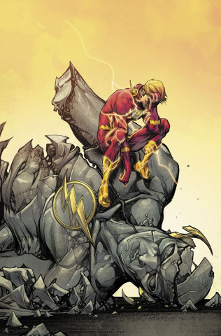The Flash #26 (Variant Cover)