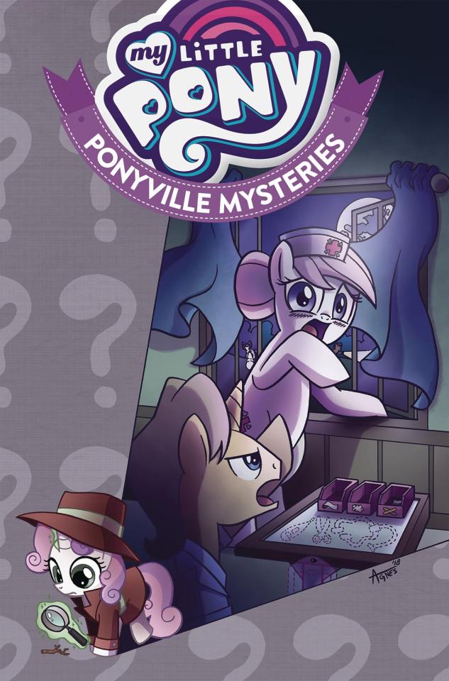 My Little Pony: Ponyville Mysteries Vol. 1
