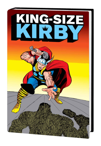 Kirby Is Mighty King-Size