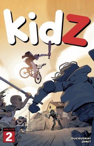 Kidz #2 (Joret Cover)
