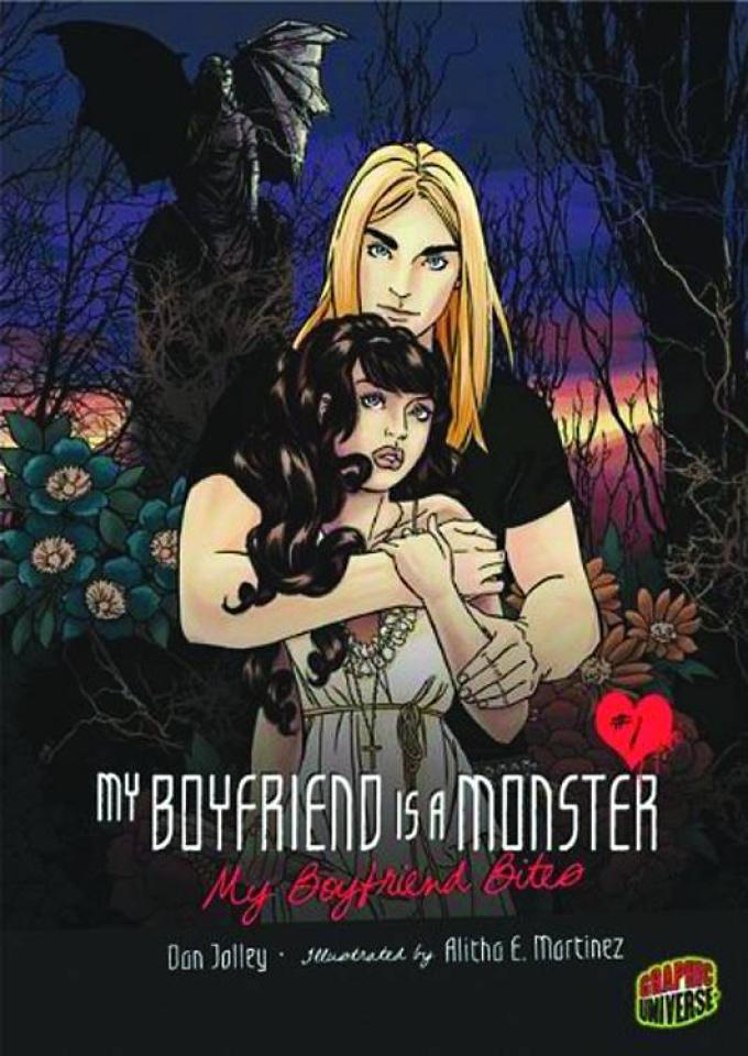 My Boyfriend is a Monster Vol. 3: My Boyfriend Bites