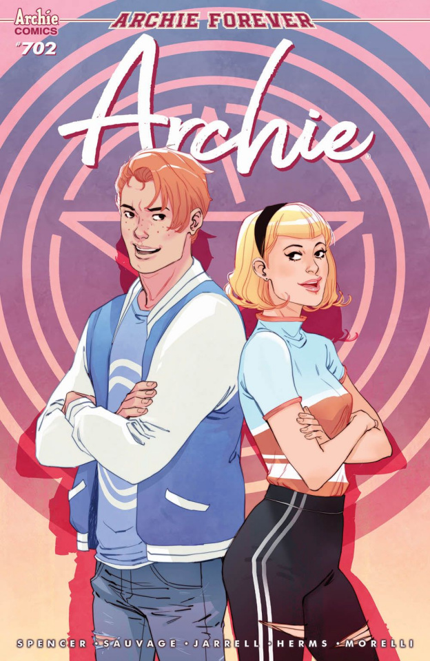 Archie #702 (Sauvage Cover)