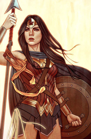 Wonder Woman #18 (Variant Cover)