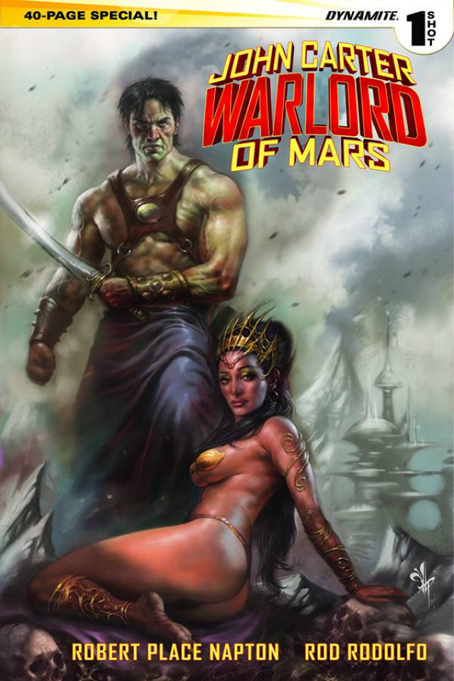John Carter: Warlord of Mars 40-Page Special