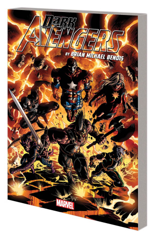Dark Avengers by Bendis Complete Collection