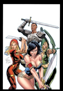 Grimm Fairy Tales Annual 2016 #1 (Rei Cover)