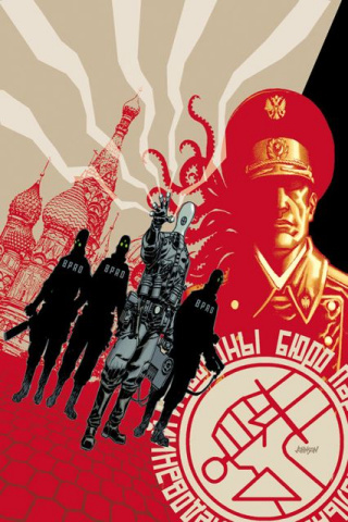 B.P.R.D.: Hell On Earth - Russia #1