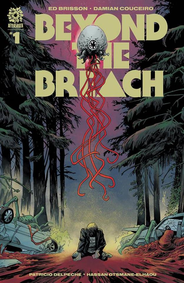 Beyond the Breach #1 (15 Copy Shalvey Cover)