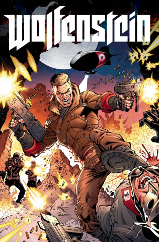 Wolfenstein #1 (Royle Cover)