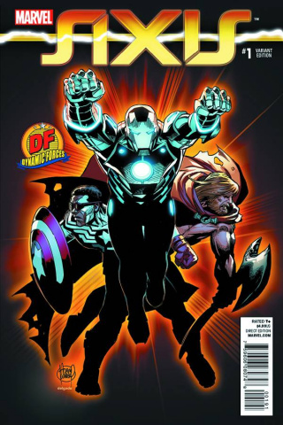 Avengers and X-Men: AXIS #1 (Bonus Cover)