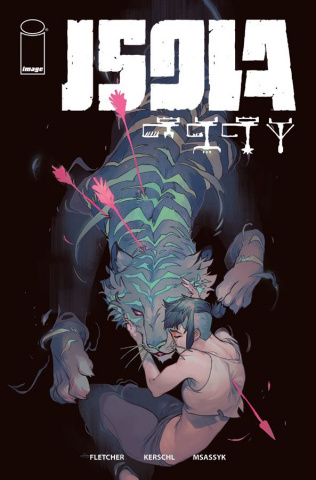 Isola #7 (Stone Cover)