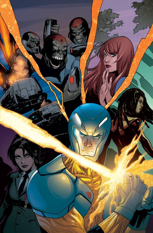 X-O Manowar #31 (20 Copy Lupacchino Cover)