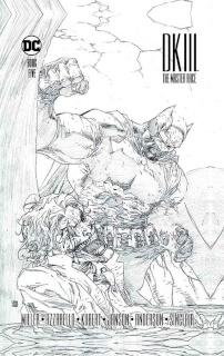 Dark Knight III: The Master Race #5 (Collectors Edition)