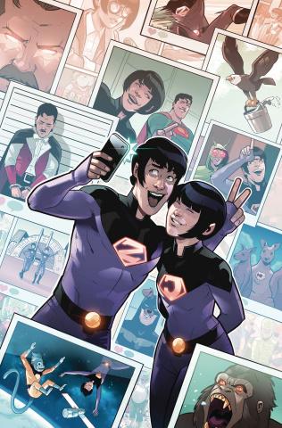 Wonder Twins #12
