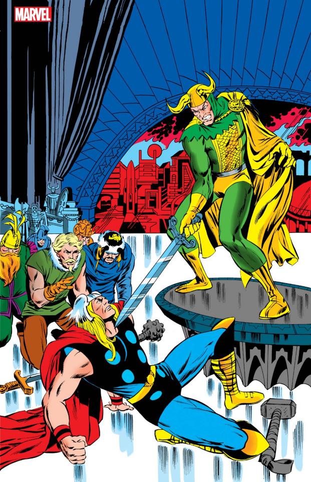 Loki Vol. 1 (Omnibus Kirby Cover)