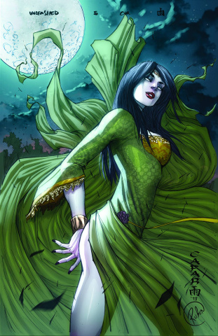 Grimm Fairy Tales 2013 Special Edition (Cafaro Cover)