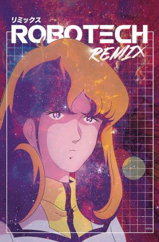 Robotech: Remix #4 (Nicuolo Cover)