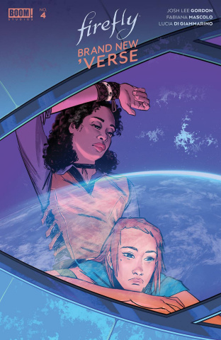 Firefly: Brand New 'Verse #4 (Fish Cover)