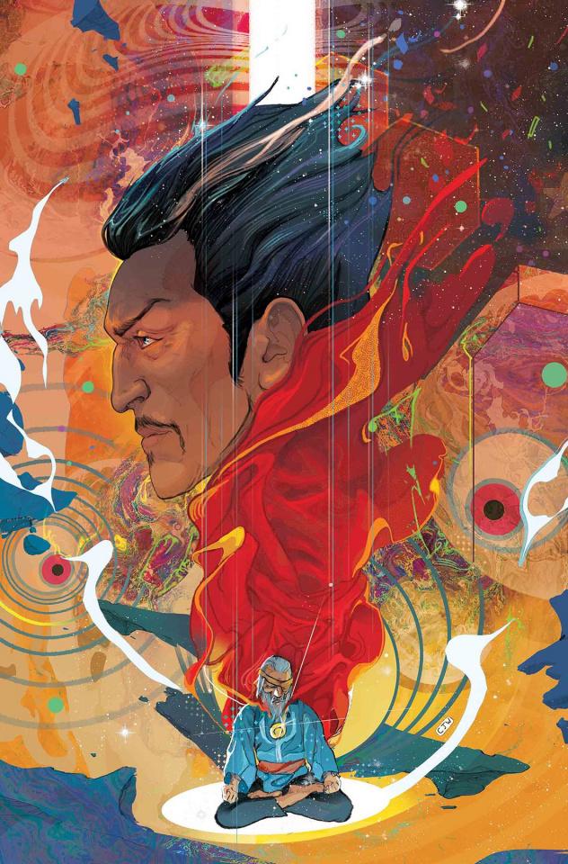 The Defenders: Doctor Strange #1 (Ward Cover)