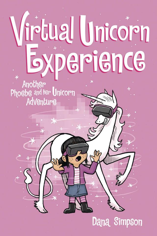 Phoebe and Her Unicorn Vol. 12: Virtual Unicorn Experience