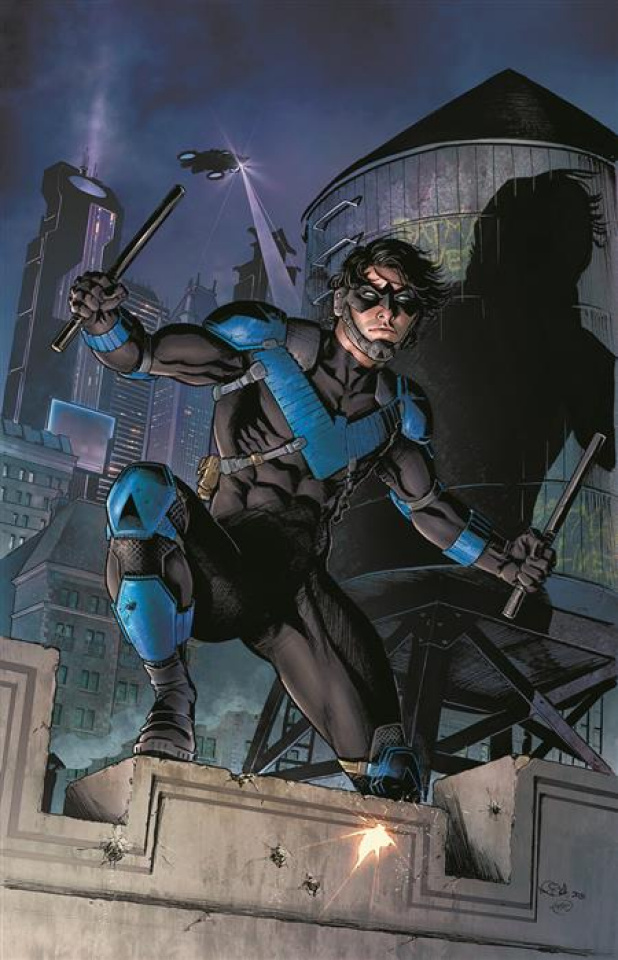 Future State: Nightwing #1 (Nicola Scott Card Stock Cover)