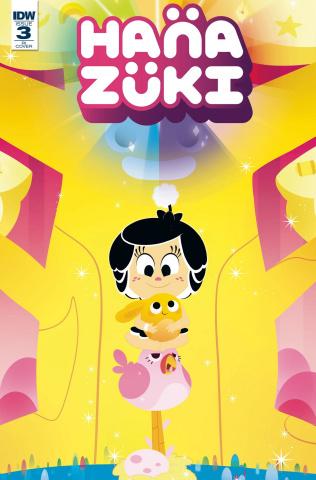 Hanazuki: Full of Treasures #3 (Pena Cover)